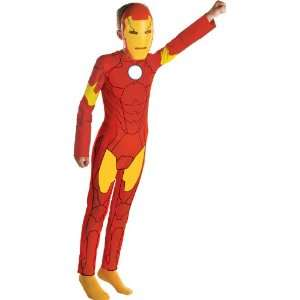 Animated Kids Iron Man Costume Toys & Games