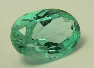 94 cts Natural Colombian Emerald oval cut