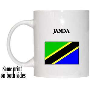 Tanzania   JANDA Mug: Everything Else