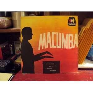Macumba [Brazil Voodoo] Jorge Fernandes, Joao Da Bahiana