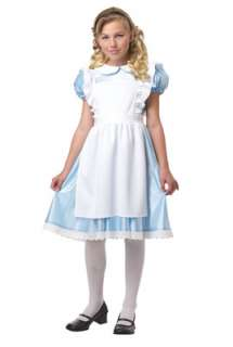 Alice in Wonderland Child Halloween Costume