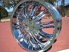 20 chrome wheels rims ford explorer lincoln town car land