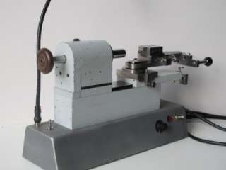 Levin Radius Turning Precision Lathe Watchmakers Jewelers Optic Lathe