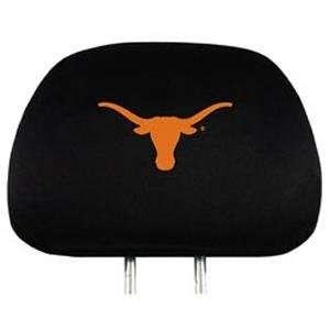 Texas Longhorns Car Seat Headrest Covers  Sports