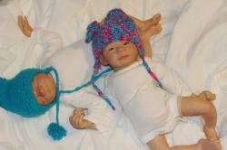 Reborn baby Preemie by Brit Klinger Gorgeous sweet baby