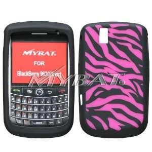 9630 Tour Laser Zebra Skin (Hot Pink/Black) Skin Case