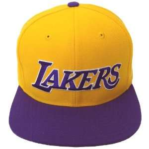 34f304a883e ... Los Angeles Lakers Retro Circa Snapback Cap Hat  Everything Else ...