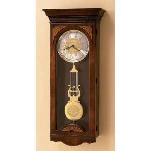 Howard Miller Garrett Wood Wall Clock