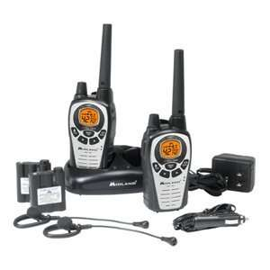 42 Channel GMRS Radios w/Weather Alert