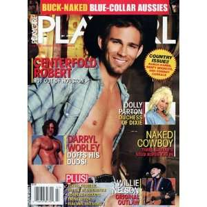 Playgirl Magazine Entertainment for Women (July 2007): Books