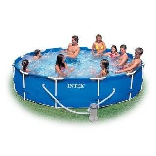 SUMMER ESCAPES ABOVE GROUND FAMILY SWIMMING POOL 10 X 30