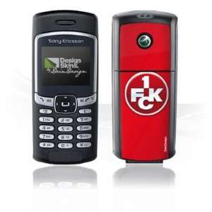 Design Skins for Sony Ericsson T290i   1. FCK Logo Design