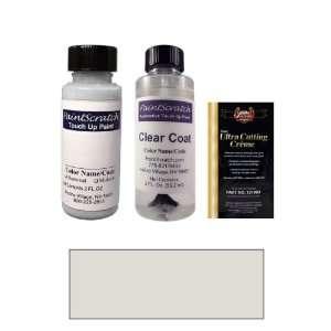 2 Oz. Silver Metallic Paint Bottle Kit for 1994 Harley