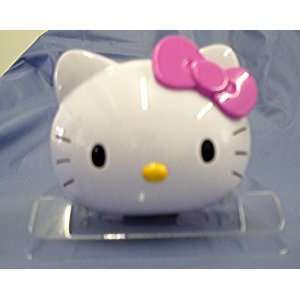Hello Kitty Sanrio Air Freshener Rich   Lavender Bow Automotive