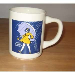 Morton Salt When It Rains It Pours Coffee Mug 1698 Art