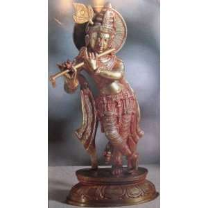 Brass Lord Krishna Statue: Everything Else