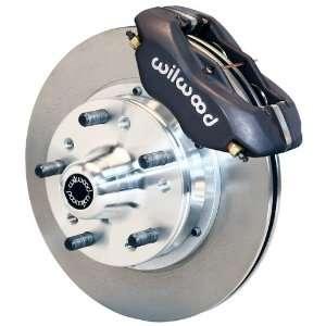 Wilwood 140 2726 B Front Disc Brake Kit for Mopar BandE Body, HD For