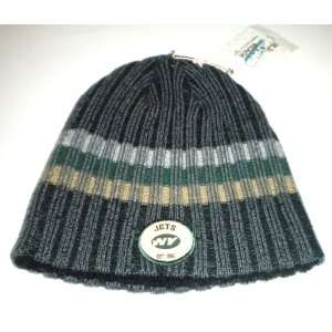 New York Jets Reebok Old Orchard Beach Overdyed Beanie