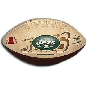 New York Jets Antique Foto Football: Sports & Outdoors