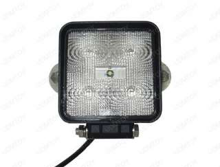 15W High Power 12V & 24V LED WORK LIGHT Truck SUV #9B