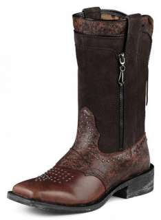Womens Ariat Rodeo Baby Envy Square Toe #10008731