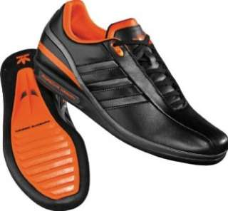 Adidas Originals Porsche Design SP1 US 8 Black Orange Shoe Sneaker