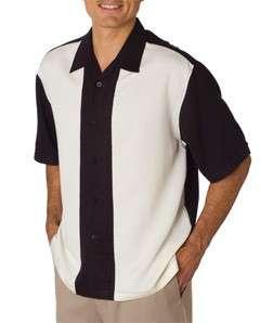 Cubavera X Large Camp Shirt Charlie Sheen look
