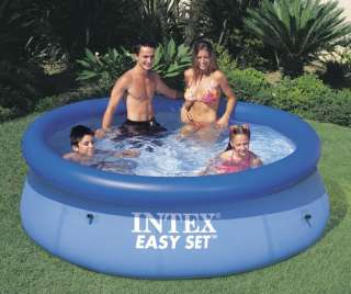 INTEX 8 x 30 Easy Set Inflatable Swimming Pool 078257569700