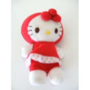 Hello Kitty 6 Plush, Apple Kitty Plush Doll Toy Toys
