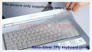 keyboard cover skin Protector FILM FOR DELL XPS 14Z 15Z SERIES