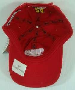 DUPONT MOTORSPORTS 24 Jeff Gordon Red CHASE Cap Hat NWT