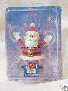 SANTA ORNAMENT RUDOLPH AND THE ISLAND OF MISFIT TOYS