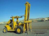 Hyster 20 Ton Heavy Duty Forklift Yard Equipment Lift