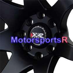 Red Stripe Concave Rims Wheels Stance 90 91 00 05 Mazda Miata