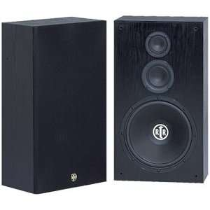 BIC AMERICA RTR 123 12 3 Way Compact Floor Standing Speakers