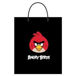 com Lets Party By Paper Magic Angry Birds Red Bird Plastic Treat Bag