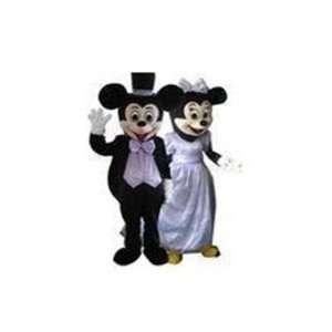 2012 Mickey Mouse cartoon Character Costume(Two pieces