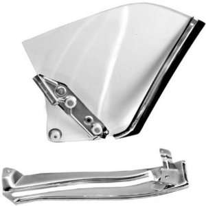 New! Chevy Camaro Window Assembly   Quarter Window, Coupe
