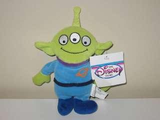 Alien Bean Bag Plush Toy Story Movie NWT