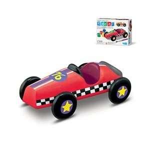 Mould n Paint Race Car Toys & Games