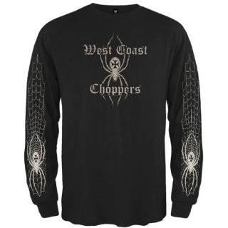 West Coast Choppers WCC   Black Widow Long Sleeve