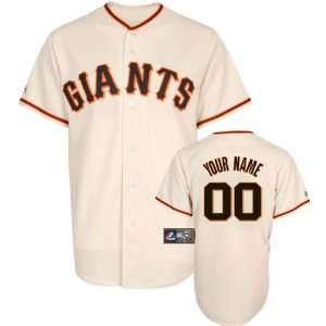 San Francisco Giants  Personalized with Your Name  Youth