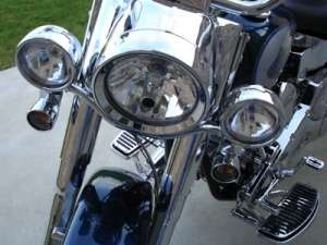 PICTURES BELOW ARE EXAMPLES OF OTHER CHROME MIRRORS, HAND CONTROLS