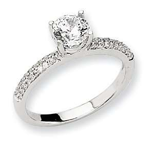 Gold Dia Ring Diamond quality AA (I1 clarity, G I color) Jewelry