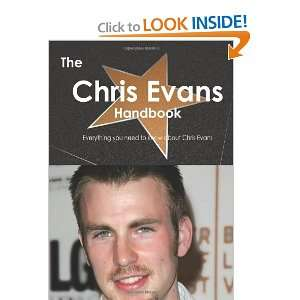 Chris Evans Handbook   Everything you need to know about Chris Evans