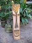 Tiki Bar, Wood Carving items in Totem Pole Tiki god Statue Carving Bar