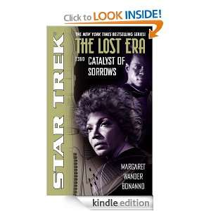 Catalyst of Sorrows (Star Trek Lost Era) Margaret Wander Bonanno