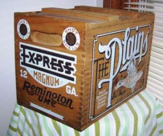 Vintage Remington Ducks Unlimited Shotgun Shell Ammo Box Central