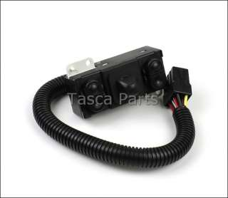 NEW OEM POWER SEAT ADJUST SWITCH ASSEMBLY FORD #F65Z 14A701 AA