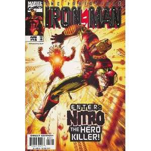 Iron Man (3rd Series) (1998) #15